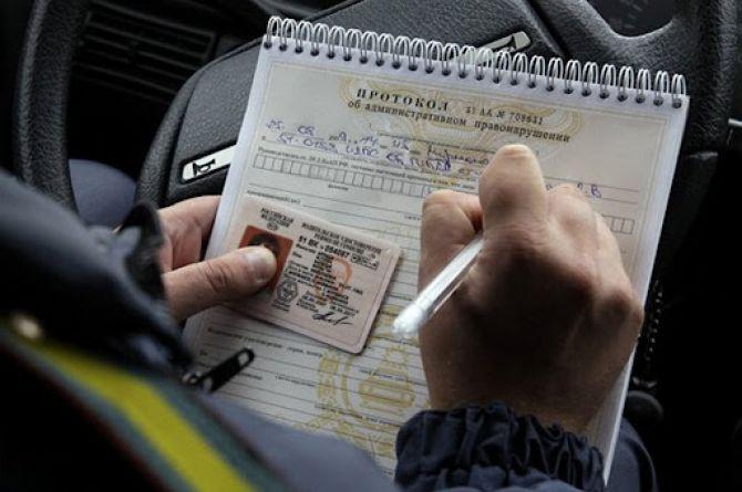 ГИБДД будут автоматически лишать прав водителей с серьёзными заболеваниями