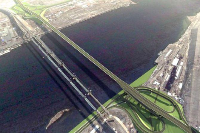 Переправа в кредит: на четвертый мост в Новосибирске выделят 2.4 миллиарда рублей