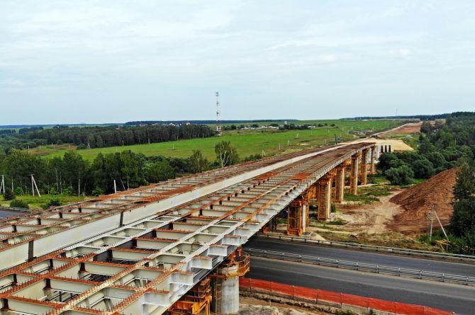 К 2021 году завершат строительство ЦКАД в границах Новой Москвы