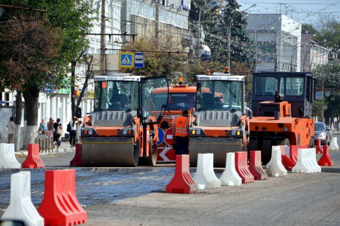 Дороги в городах воинской славы предложили добавить в нацпроект БКД