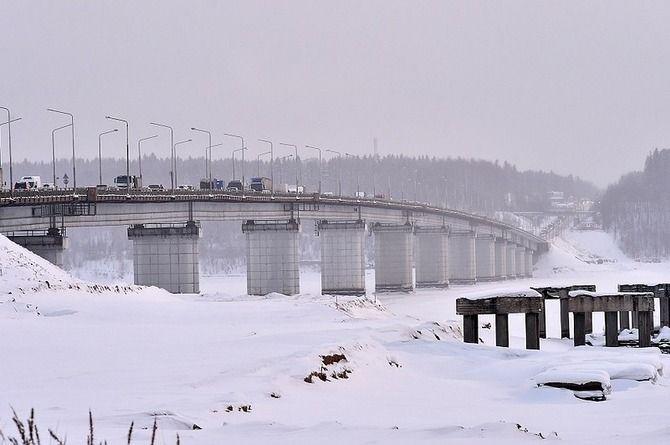 На строительство Чусовского моста в Перми выделили дополнительные средства