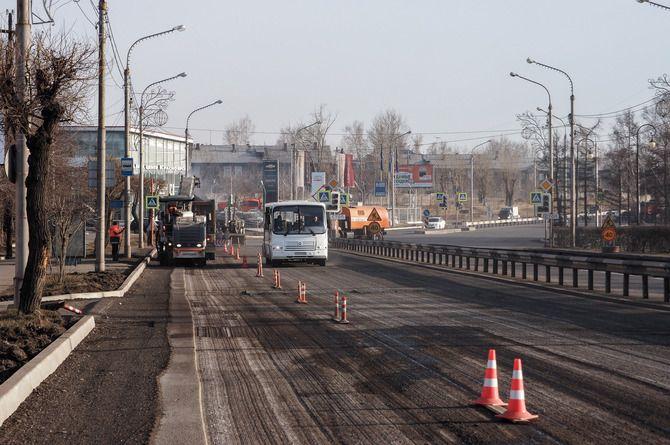 Красноярская прокуратура оштрафовала мэрию за проблемы с асфальтом, тротуарами и освещением