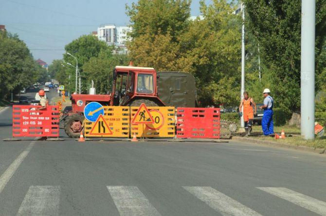 В Краснодаре появится служба по содержанию дорог