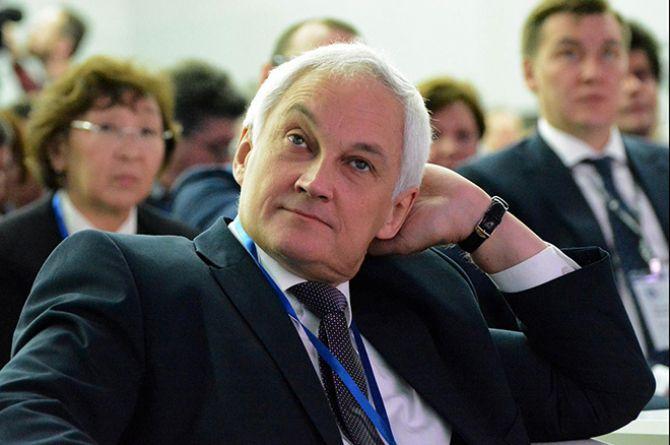 Курировать транспорт будет первый вице-премьер Андрей Белоусов