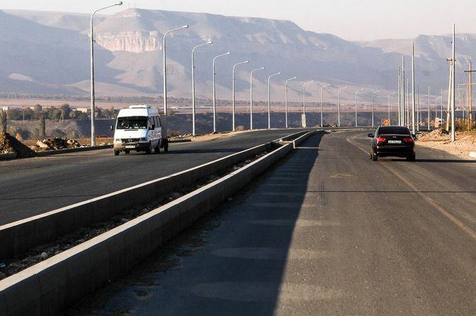 Новую дорогу от Псыжа до границы со Ставропольем построят в КЧР