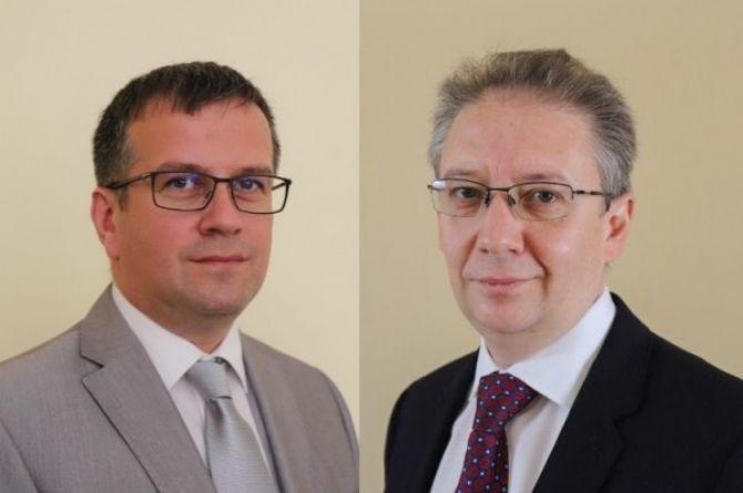 В петербургском КРТИ назначены два новых заместителя председателя