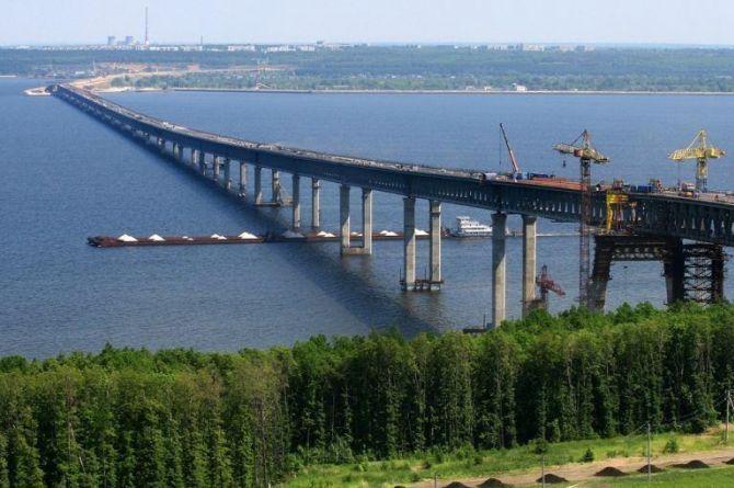 """Дочка """"Автодора"""" получила 25% в концессии строительства автомобильного обхода Тольятти"""
