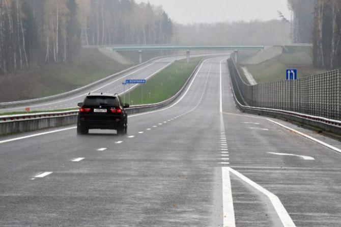 40 миллиардов рублей направят на ремонт и строительство дорог в Подмосковье