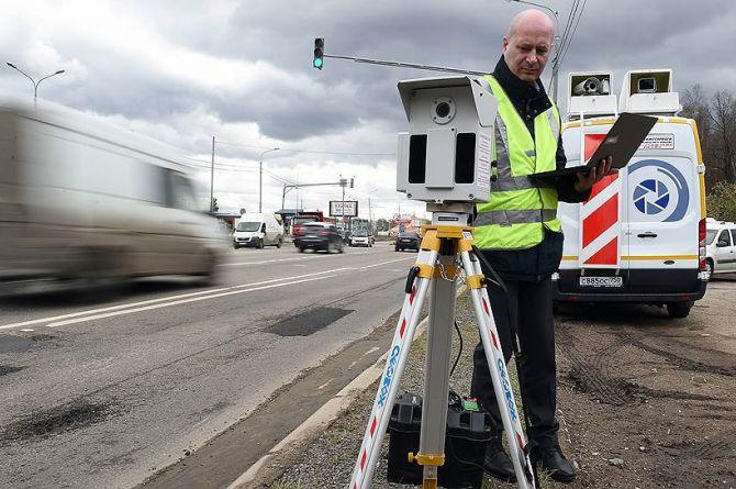Ростех: дорожные камеры никак не влияют на аварийность
