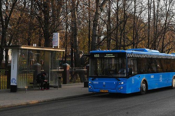 Вызвать автобус прямо с остановки можно будет в 2020 году
