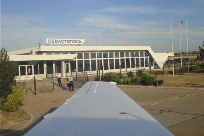 Аэропорт Бельбека будут использовать для санавиации