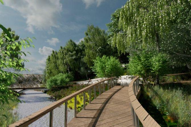 «Исцеляющие сады» построят в Москве к 2022 году