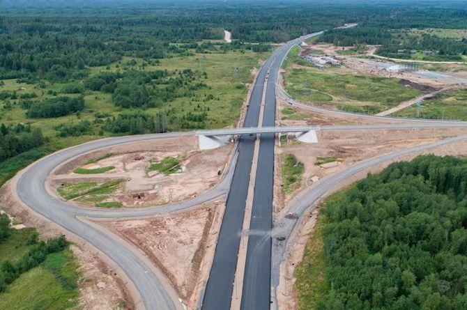Северный обход Твери на трассе М-11 «Нева» построят до 2023 года