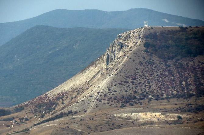 Будет реконструирована дорога на гору Клементьева рядом с Коктебелем