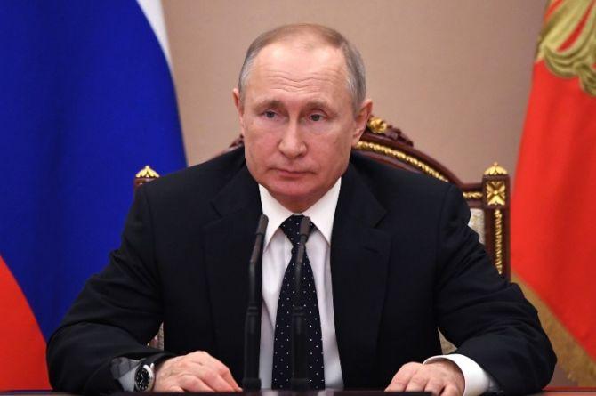 Владимир Путин обратился к россиянам. Спойлер: следующая неделя – нерабочая для всех