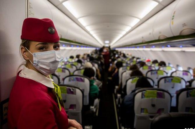 Не надо по диагонали: авиаперевозчики просят отменить антивирусную рассадку в самолётах