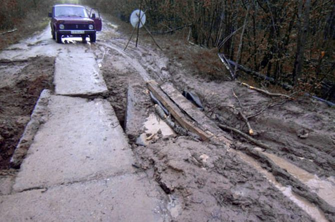 Анти-лидеры рейтинга российских дорог объяснили данные Росстата