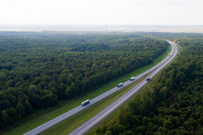 В Татарстане строят дорогу в продолжение трассы М-12 Москва — Казань