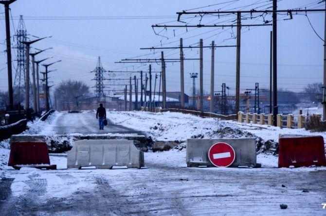 Начались работы по реконструкции аварийного моста «Коксохим» в Челябинске