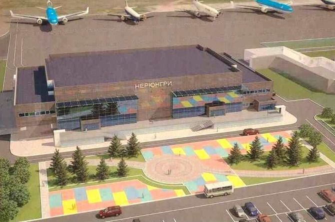Началась реконструкция аэропорта Нерюнгри в Якутии