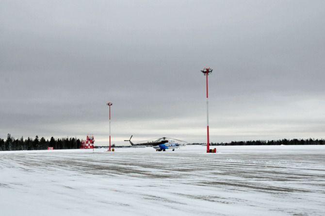 Завершено строительство взлётно-посадочной полосы аэропорта на Ямале