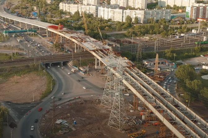 Главгосэкспертиза одобрила проект проблемной развязки на М-5 «Урал» в Тольятти