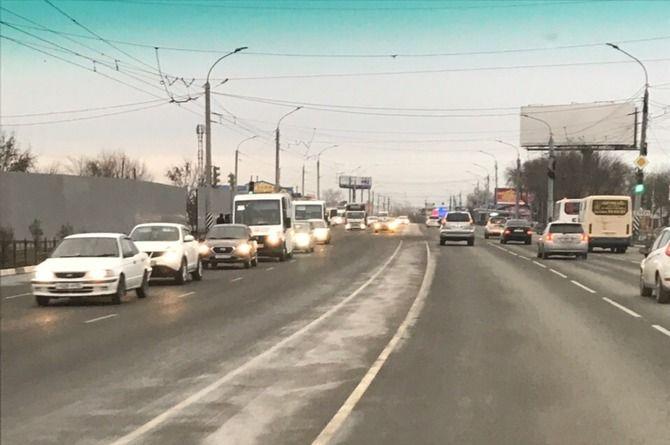 Омск встречает президентов России и Казахстана искусственным гололёдом