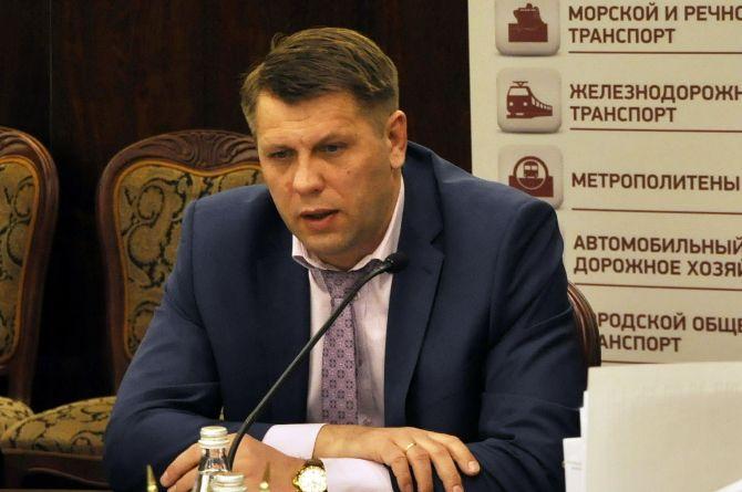 Замглавы Росавиации Александр Суханов назначен замминистра транспорта РФ