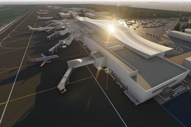 В аэропорту Тюмени появится второй терминал