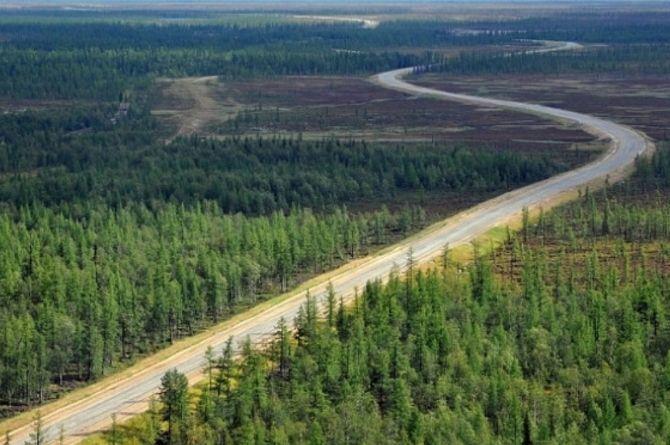 На Ямале ищут подрядчика для строительства трассы Салехард — Надым
