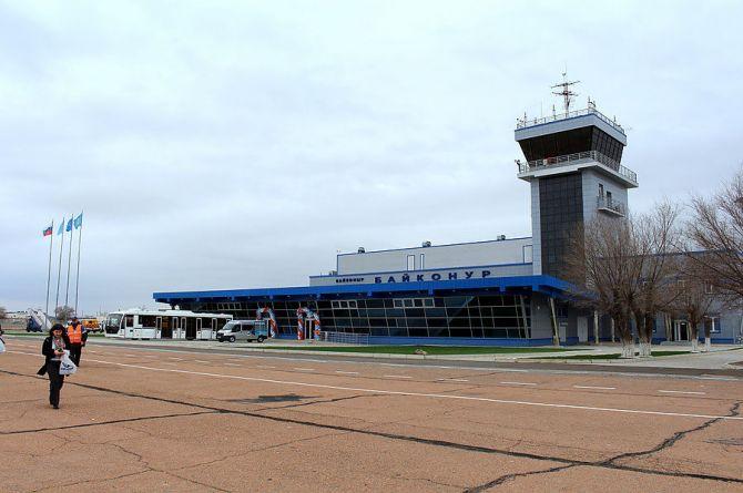 """В аэропорту космодрома """"Байконур"""" восстановят светосигнальное оборудование"""