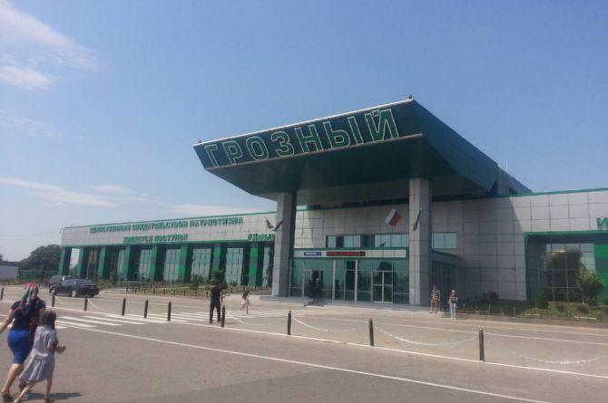 Реконструкция аэропорта в Грозном займёт 2,5 года