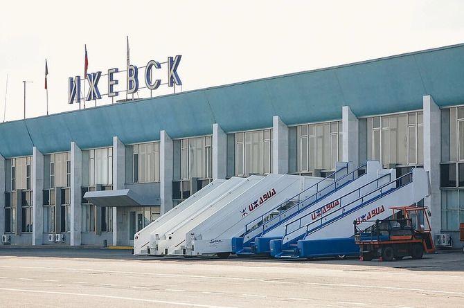 Ижевский аэропорт ищет проектировщика для нового терминала