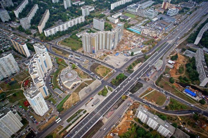 Варшавское и Калужское шоссе соединят эстакадой