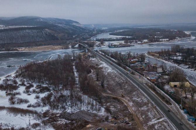В Самаре ищут компанию для контроля за строительством моста через реку Сок