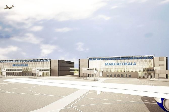 Международный терминал аэропорта Махачкалы будет открыт к хаджу
