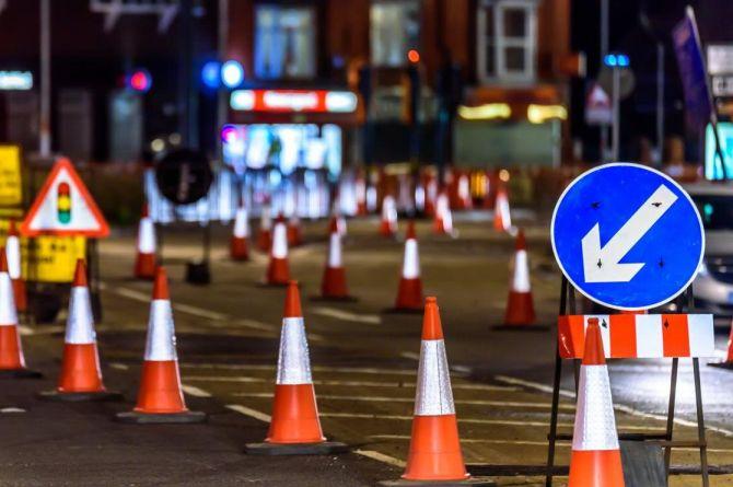 «Чипированные» дорожные знаки появятся в России