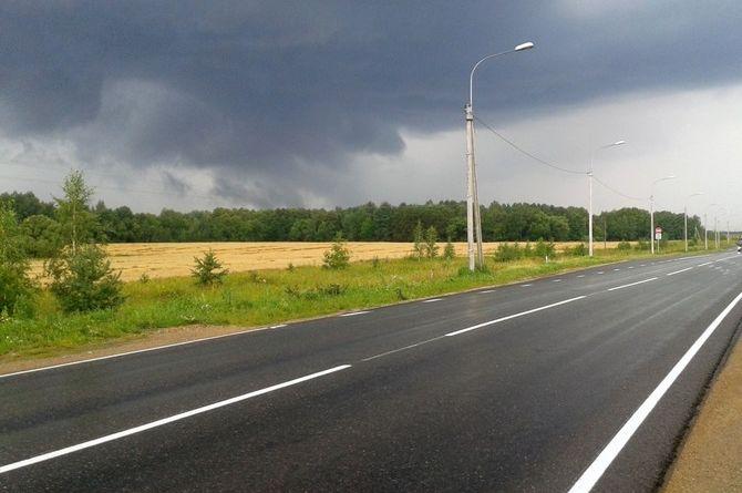 Три участка автодороги Рязань — Ряжск отремонтируют до октября 2020 года