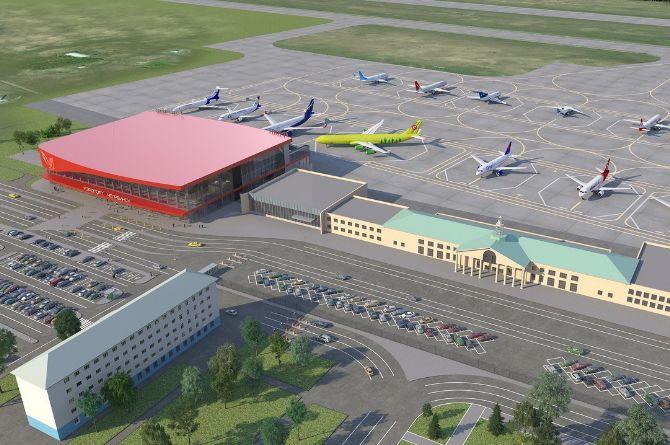 Нерадько: «Аэропорт Челябинск — важнейший объект этого года»