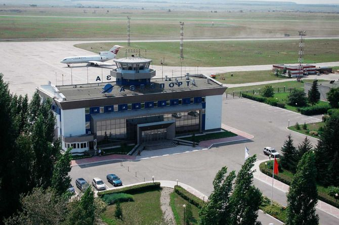 Аэропорт Пензы оказался не готов к чрезвычайным ситуациям
