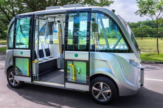 Сингапур возглавил список стран с наиболее быстрым развитием беспилотного транспорта