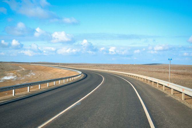 Новая дорога из Астрахани в Махачкалу сократит время в пути в 1,5 раза