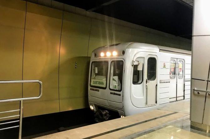 В Казани хотят запустить первое в России беспилотный метрополитен