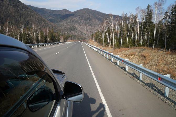 Новый автобан открыли в Хабаровском крае