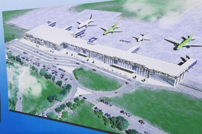 Решено увеличить площадь нового терминала аэропорта Улан-Удэ