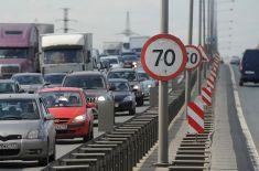 Нештрафуемый порог, проекционные переходы и имитаторы спецсигналов: в правительстве обсуждают дорожную безопасность