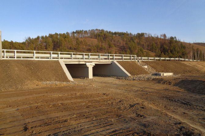 Отремонтированы три моста на трассе А-350 Чита — граница с КНР в Забайкалье
