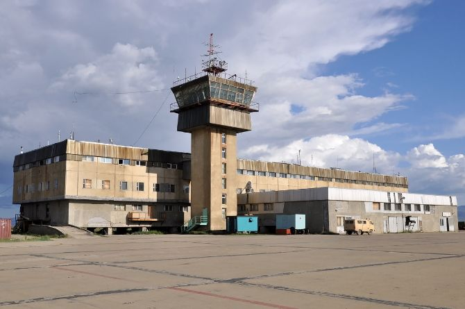 Реконструкцию аэропорта на Чукотке перенесли из-за эпидемии коронавируса
