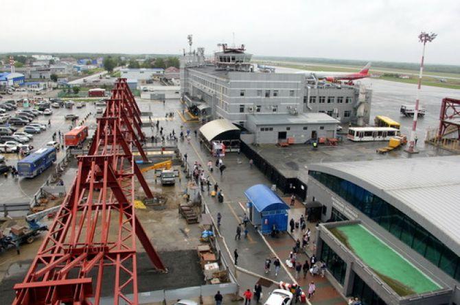 На стройке нового аэровокзала в Южно- Сахалинске нашли нарушения