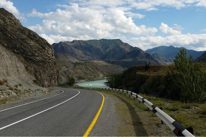 Открытие движения по новому участку Чуйского тракта в Тальменском районе состоится 8 ноября